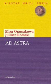 Ad astra - Eliza Orzeszkowa - ebook