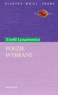 Poezje wybrane - Teofil Lenartowicz - ebook