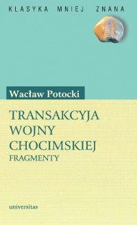 Transakcyja wojny chocimskiej
