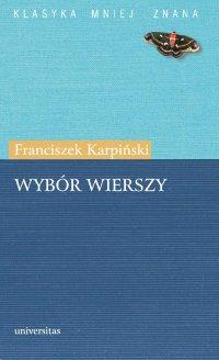 Wybór wierszy - Franciszek Karpiński - ebook