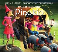 Pinokio - Carlo Collodi - audiobook