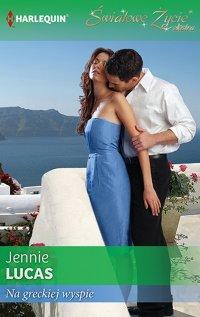 Na greckiej wyspie - Jennie Lucas - ebook