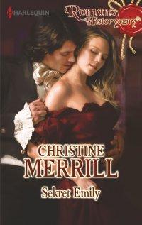 Sekret Emily - Christine Merrill - ebook