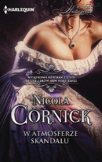 W atmosferze skandalu - Nicola Cornick - ebook