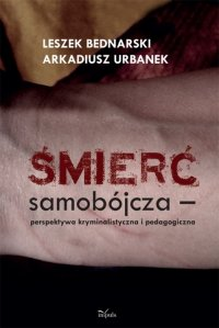 Śmierć samobójcza - Leszek Bednarski - ebook