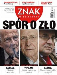 Miesięcznik Znak. Listopad 2012 - Opracowanie zbiorowe - eprasa