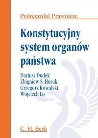 Konstytucyjny system organów państwa