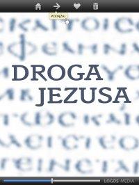 Droga Jezusa. Ewangelia według Łukasza, przekład dynamiczny