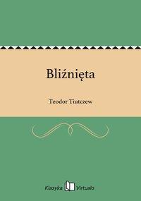 Bliźnięta - Teodor Tiutczew - ebook