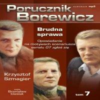 Porucznik Borewicz - Brudna sprawa (Tom 7)