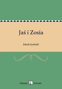 Jaś i Zosia - Jakub Jasiński - ebook
