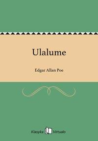 Ulalume - Edgar Allan Poe - ebook