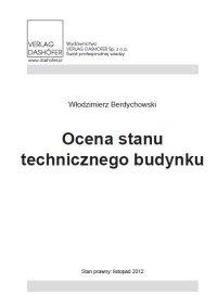 Ocena stanu technicznego budynku