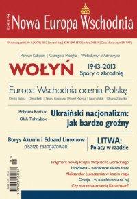 Nowa Europa Wschodnia 1/2013 - Opracowanie zbiorowe - eprasa