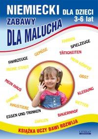 Niemiecki dla dzieci 3-6 lat. Zabawy dla malucha
