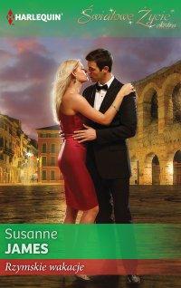 Rzymskie wakacje - Susanne James - ebook