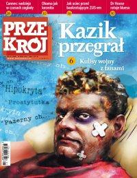 """""""Przekrój"""" nr 212011"""