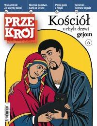 """""""Przekrój"""" nr 382011"""