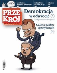 """""""Przekrój"""" nr 402011"""