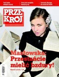 """""""Przekrój"""" nr 422012"""