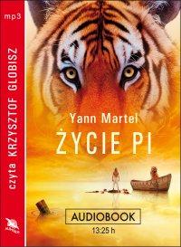 Życie Pi - Yann Martel - audiobook