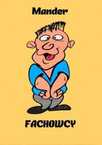 Fachowcy - Mander - ebook