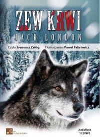 Zew krwi - Jack London - audiobook