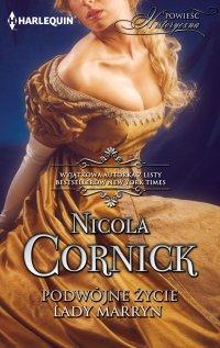 Podwójne życie lady Marryn - Nicola Cornick - ebook