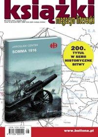 Magazyn Literacki KSIĄŻKI - nr 6/2011 (177) - Opracowanie zbiorowe - eprasa