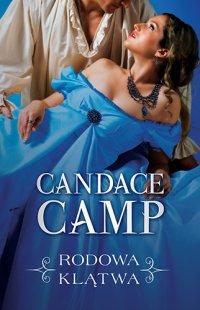 Rodowa klątwa - Candace Camp - ebook