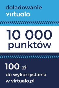 Doładowanie punktów Virtualo - 10000 punktów