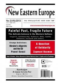 New Eastern Europe 2/2013