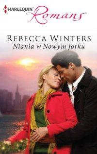Niania w Nowym Jorku - Rebecca Winters - ebook