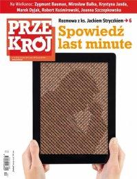 """""""Przekrój"""" nr 12/2013"""