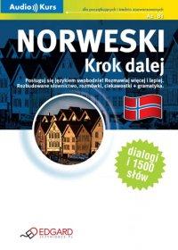 Norweski. Krok dalej - Opracowanie zbiorowe - audiobook