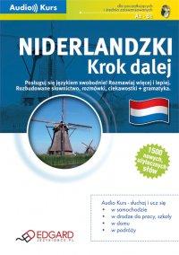 Niderlandzki. Krok dalej - Opracowanie zbiorowe - audiobook