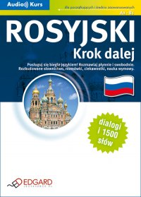Rosyjski. Krok dalej - Opracowanie zbiorowe - audiobook