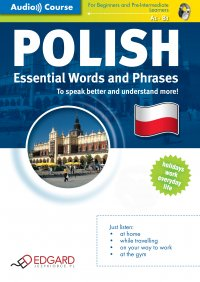 Polish Essential Words and Phrases - Opracowanie zbiorowe - audiobook