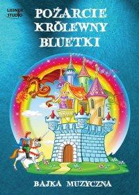 Pożarcie królewny Bluetki - Maciej Wojtyszko - audiobook