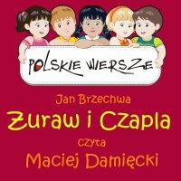 Polskie wiersze - Żuraw i Czapla