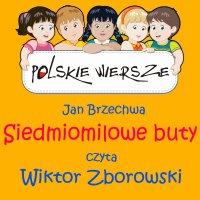 Polskie wiersze - Siedmiomilowe buty - Jan Brzechwa - audiobook