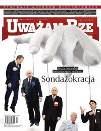 """""""Uważam Rze. Inaczej pisane"""" nr 13/2013"""