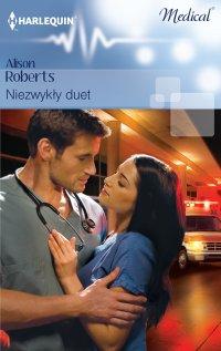 Niezwykły duet - Alison Roberts - ebook