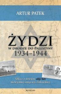 Żydzi w drodze do Palestyny 1934-1944. Szkice z dziejów aliji bet nielegalnej imigracji