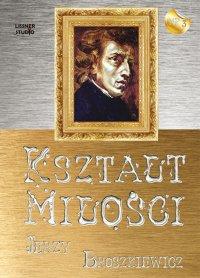 Kształt miłości - Jerzy Broszkiewicz - audiobook