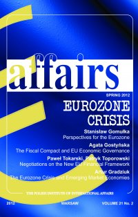 The Polish Quarterly of International Affairs 2/2012 - dr Marcin Zaborowski - eprasa
