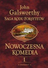 Saga rodu Forsyte'ów. Nowoczesna komedia. Tom 1. Biała małpa - John Galsworthy - ebook
