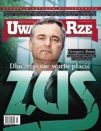 """""""Uważam Rze. Inaczej pisane"""" nr 21/2013"""