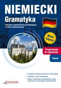Niemiecki Gramatyka. Praktyczne repetytorium dla początkujących i średnio zaawansowanych