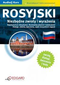 Rosyjski Niezbędne zwroty i wyrażenia - Opracowanie zbiorowe - audiobook